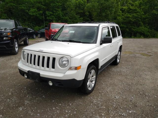 2012 Jeep Patriot Vehicle Photo in MILFORD, OH 45150-1684
