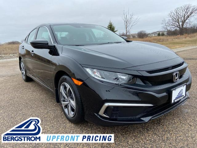 2021 Honda Civic Sedan Vehicle Photo in Oshkosh, WI 54904