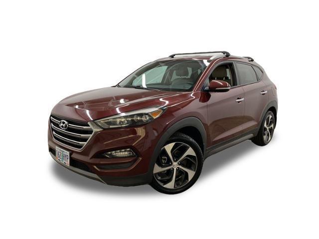 2016 Hyundai Tucson Vehicle Photo in PORTLAND, OR 97225-3518
