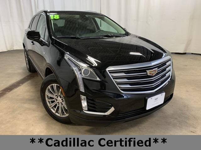2018 Cadillac XT5 Vehicle Photo in Warren, OH 44483