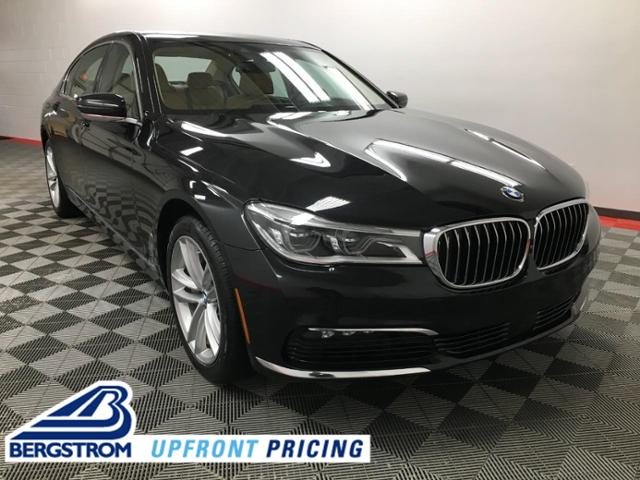 2017 BMW 750i xDrive Vehicle Photo in Appleton, WI 54913