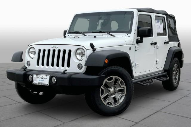 2017 Jeep Wrangler Unlimited Vehicle Photo in Kingwood, TX 77339