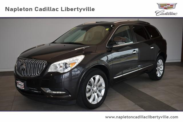2017 Buick Enclave Vehicle Photo in Libertyville, IL 60048