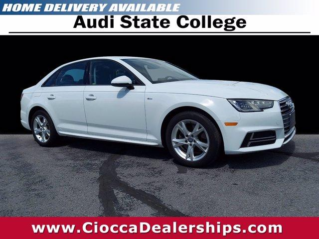 2018 Audi A4 Vehicle Photo in State College, PA 16801