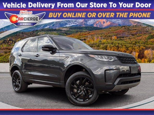 2018 Land Rover Discovery Vehicle Photo in Colorado Springs, CO 80905