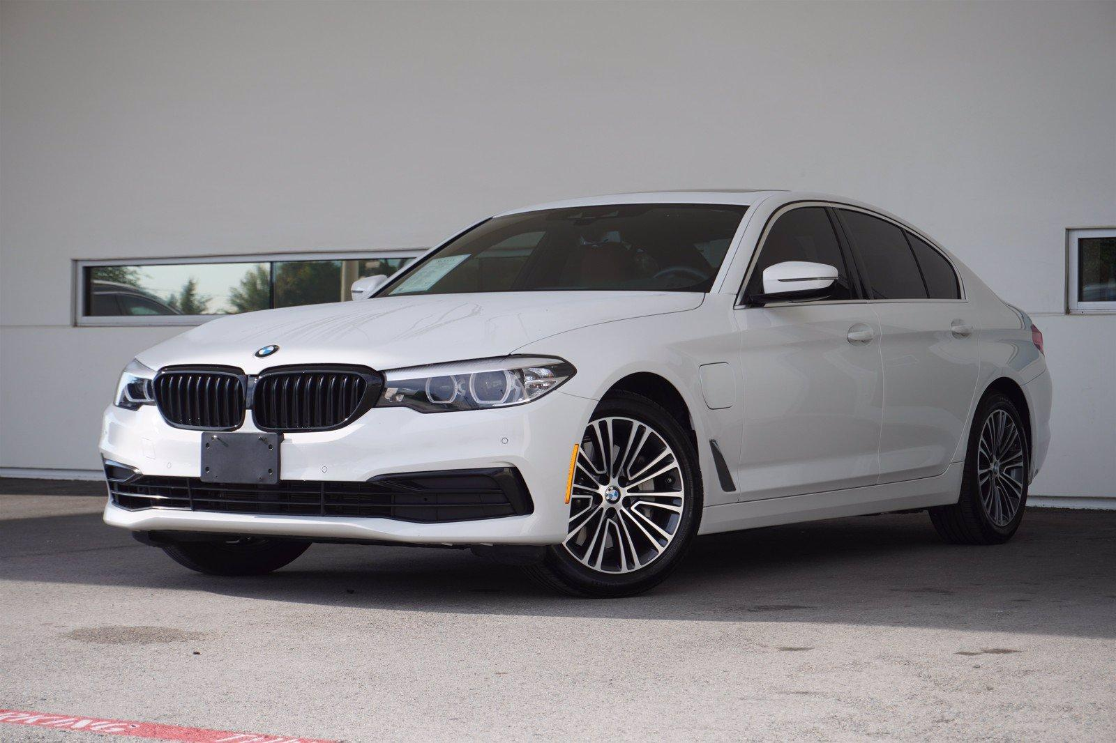 2020 BMW 530e iPerformance Vehicle Photo in Grapevine, TX 76051