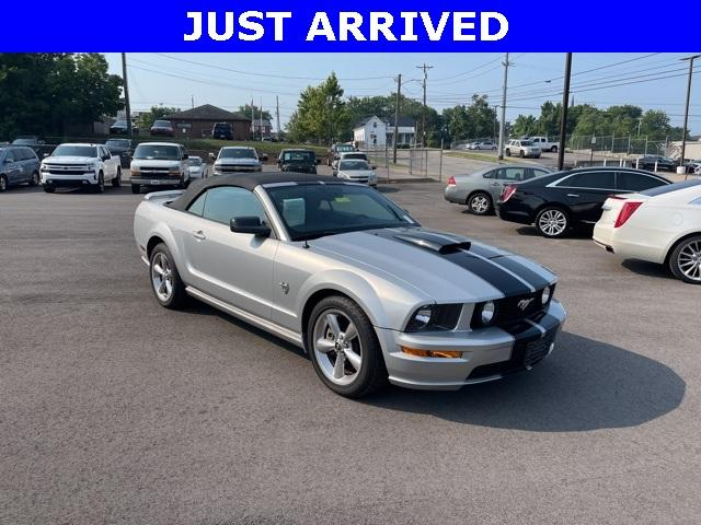 2009 Ford Mustang Vehicle Photo in CLARKSVILLE, TN 37040-3247