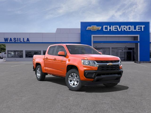 2021 Chevrolet Colorado Vehicle Photo in Wasilla, AK 99654