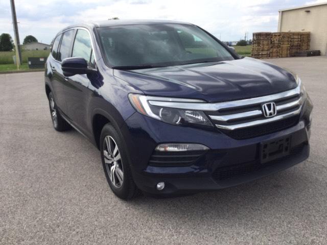 2018 Honda Pilot Vehicle Photo in Owensboro, KY 42303