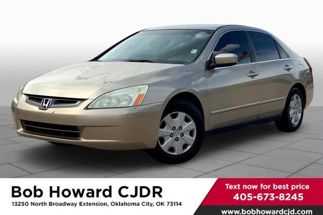2003 Honda Accord Sedan Vehicle Photo in Oklahoma City , OK 73114
