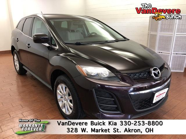 2010 Mazda CX-7 Vehicle Photo in AKRON, OH 44303-2185