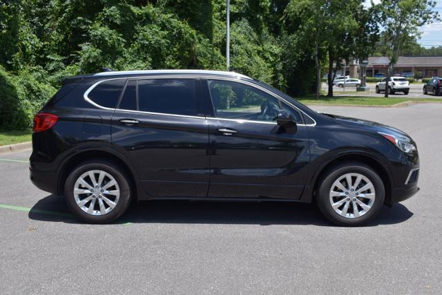 2017 Buick Envision Vehicle Photo in TALLAHASSEE, FL 32308