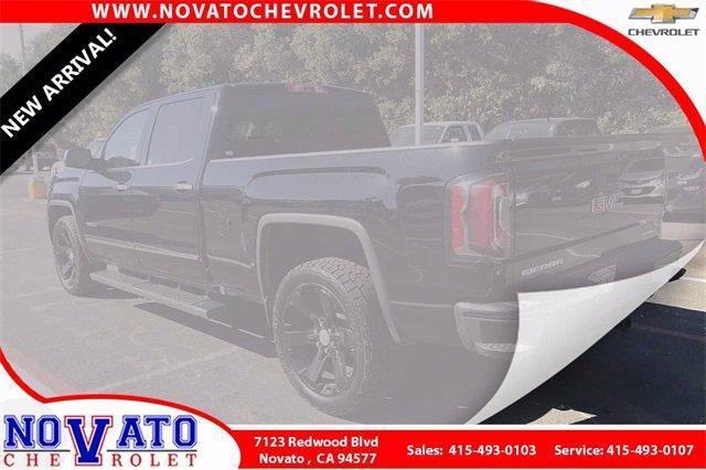 2016 GMC Sierra 1500 Vehicle Photo in NOVATO, CA 94945-4102