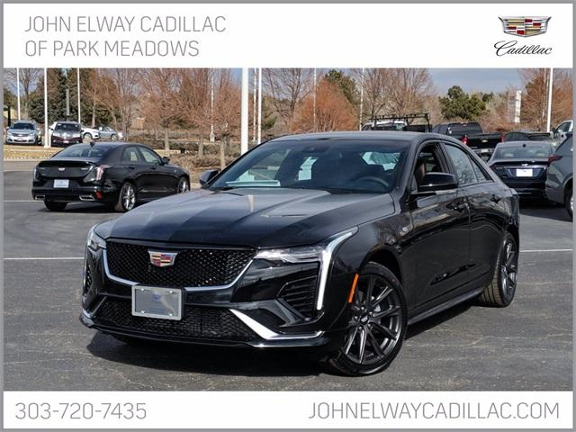 2021 Cadillac CT4 Vehicle Photo in Lone Tree, CO 80124
