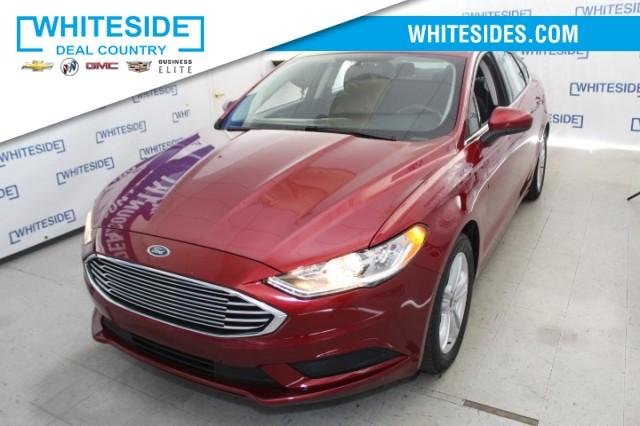 2018 Ford Fusion Vehicle Photo in St. Clairsville, OH 43950