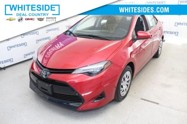 2019 Toyota Corolla Vehicle Photo in St. Clairsville, OH 43950