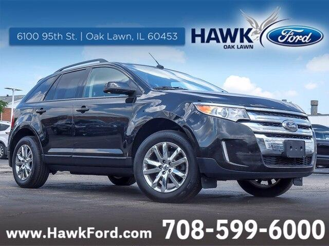 2013 Ford Edge Vehicle Photo in Plainfield, IL 60586