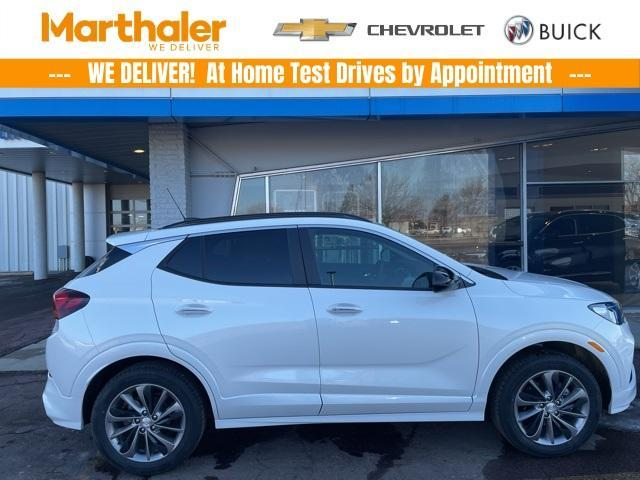 2021 Buick Encore GX Vehicle Photo in Redwood Falls, MN 56283