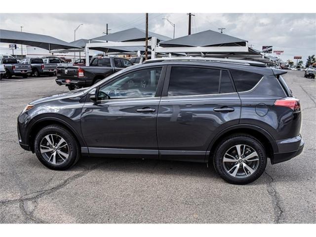 2017 Toyota RAV4 Vehicle Photo in San Angelo, TX 76901