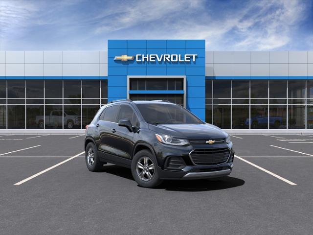2021 Chevrolet Trax Vehicle Photo in Champlain, NY 12919