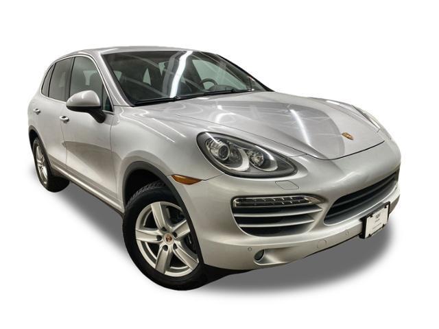 2014 Porsche Cayenne Vehicle Photo in Portland, OR 97225