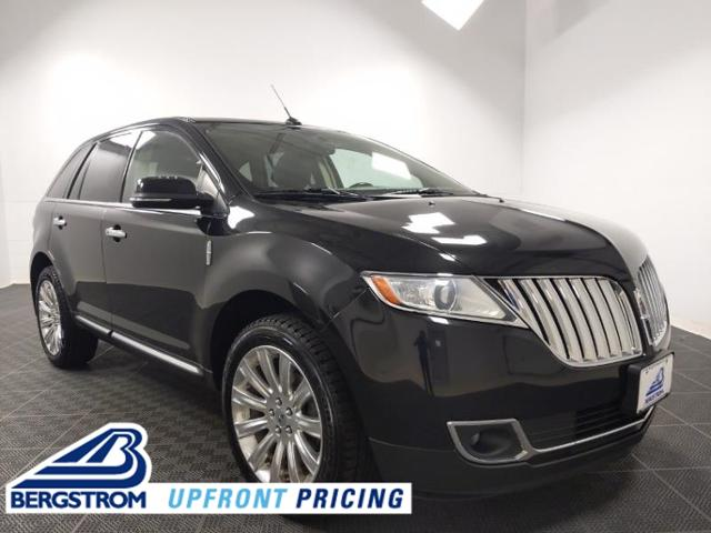 2014 LINCOLN MKX Vehicle Photo in APPLETON, WI 54914-4656