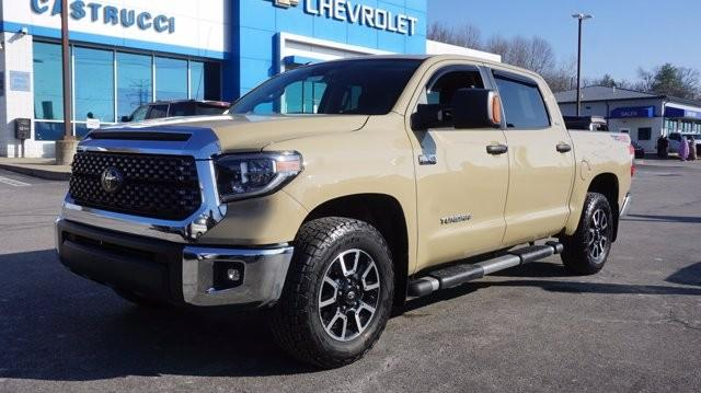 2018 Toyota Tundra 4WD Vehicle Photo in Milford, OH 45150