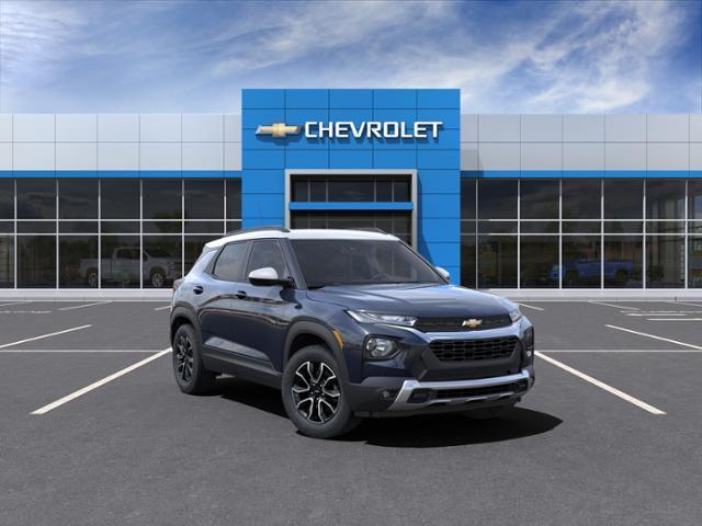 2021 Chevrolet Trailblazer Vehicle Photo in Colma, CA 94014