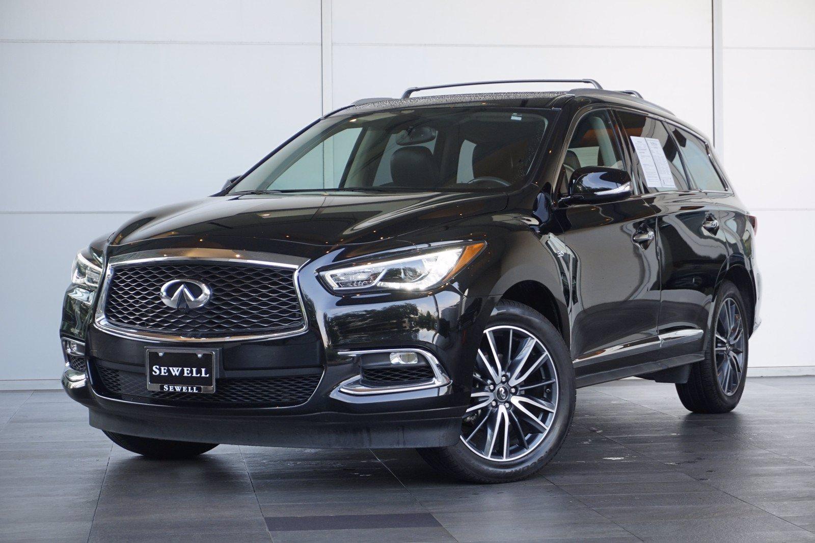 2018 INFINITI QX60 Vehicle Photo in Houston, TX 77079