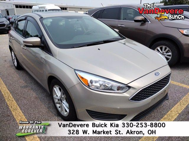 2016 Ford Focus Vehicle Photo in AKRON, OH 44303-2185