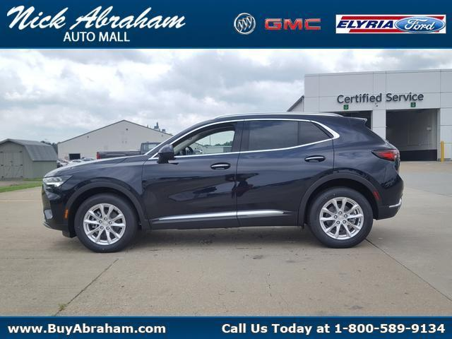 2021 Buick Envision Vehicle Photo in ELYRIA, OH 44035-6349