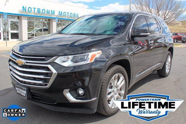 2019 Chevrolet Traverse Vehicle Photo in Miles City, MT 59301-5791