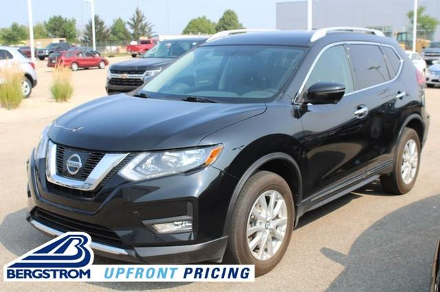 2017 Nissan Rogue Vehicle Photo in MADISON, WI 53713-3220