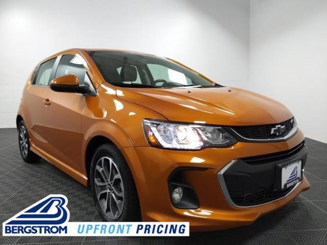 2019 Chevrolet Sonic Vehicle Photo in Neenah, WI 54956
