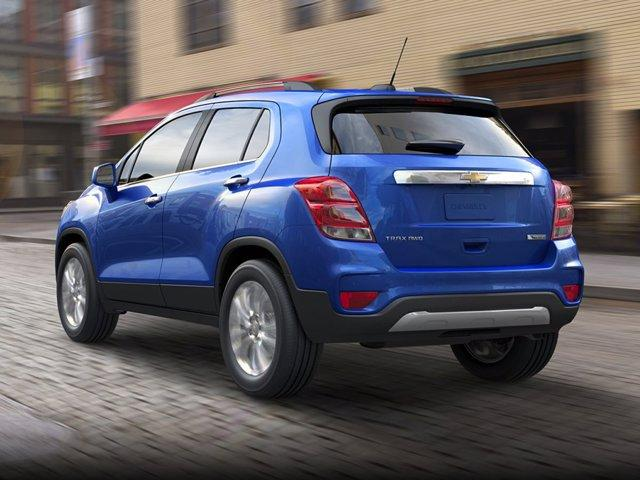 2021 Chevrolet Trax Vehicle Photo in ALLIANCE, OH 44601-4622