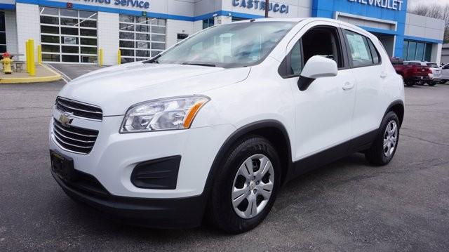 2015 Chevrolet Trax Vehicle Photo in Milford, OH 45150
