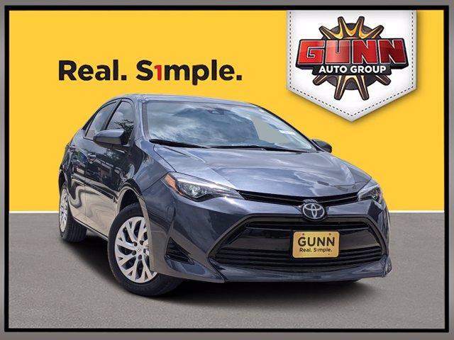 2018 Toyota Corolla Vehicle Photo in Selma, TX 78154