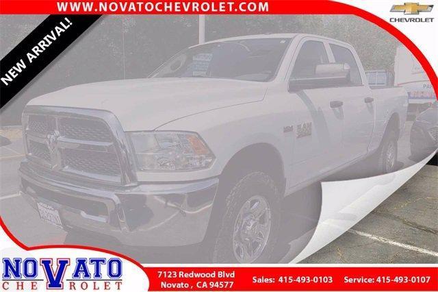 2014 Ram 2500 Vehicle Photo in Novato, CA 94945