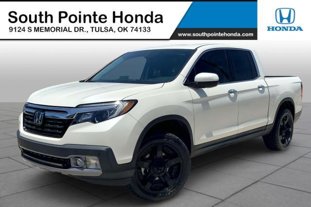2018 Honda Ridgeline Vehicle Photo in Tulsa, OK 74133
