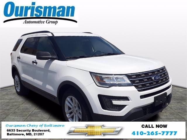 2017 Ford Explorer Vehicle Photo in BALTIMORE, MD 21207-4000