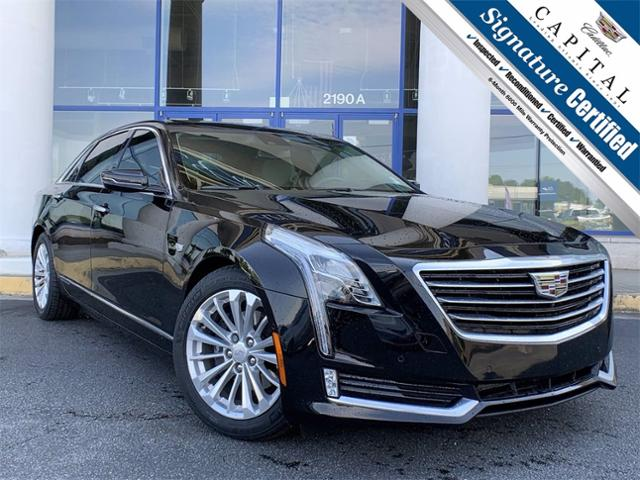 2018 Cadillac CT6 Vehicle Photo in Smyrna, GA 30080