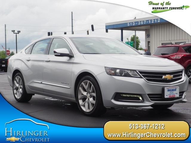 2018 Chevrolet Impala Vehicle Photo in West Harrison, IN 47060
