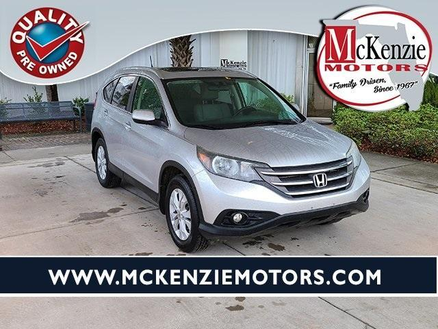 2012 Honda CR-V Vehicle Photo in Milton, FL 32570