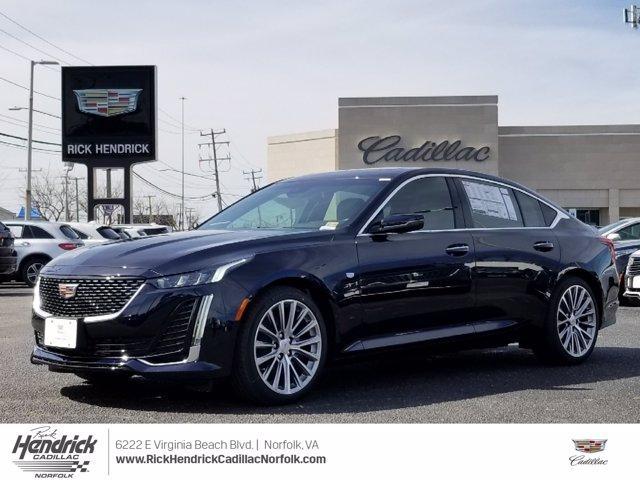 2021 Cadillac CT5 Vehicle Photo in Norfolk, VA 23502