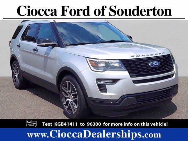 2019 Ford Explorer Vehicle Photo in Souderton, PA 18964-1034