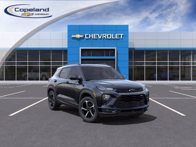 2022 Chevrolet Trailblazer Vehicle Photo in BROCKTON, MA 02301-7113