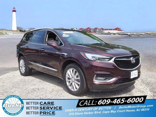 2018 Buick Enclave Vehicle Photo in CAPE MAY COURT HOUSE, NJ 08210-2432