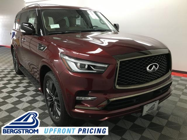 2021 INFINITI QX80 Vehicle Photo in Appleton, WI 54913