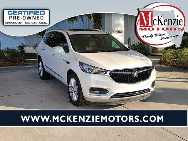 2018 Buick Enclave Vehicle Photo in Milton, FL 32570