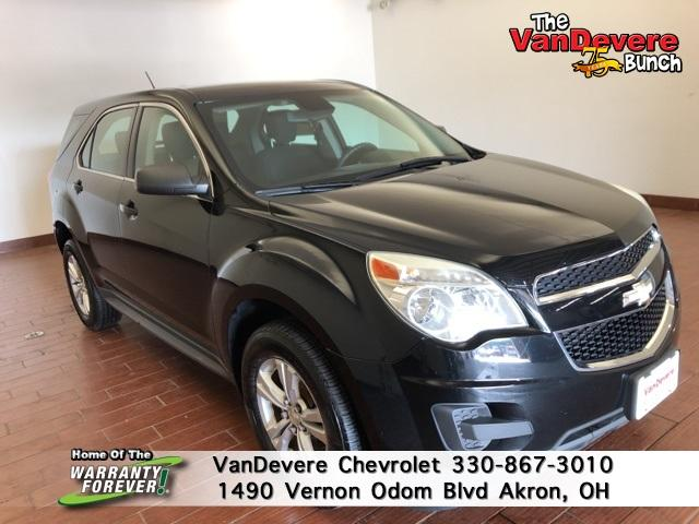 2013 Chevrolet Equinox Vehicle Photo in Akron, OH 44320